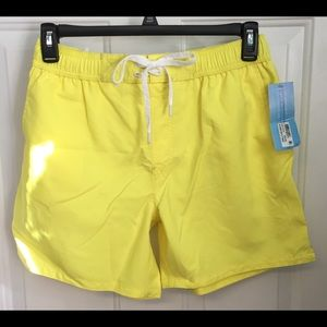 2(X)IST Men's Swimwear - Yellow - Large
